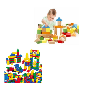 Juegos de Bloques y Construcción