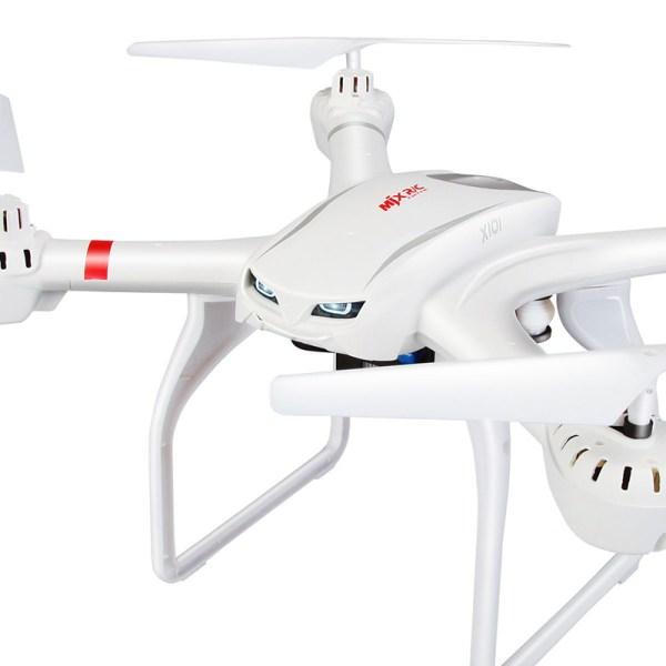 Quadcopter con Control Remoto