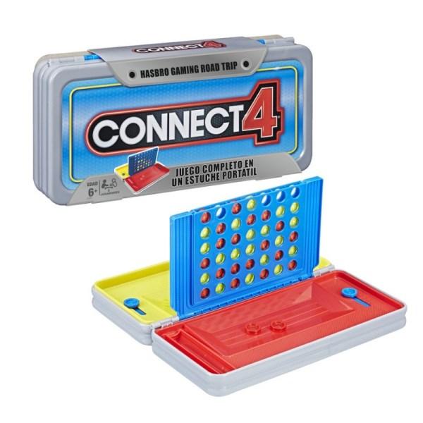 Connect 4 portátil