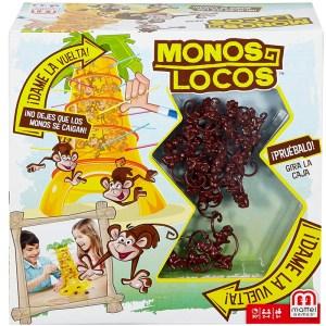 Monos Locos Mattel