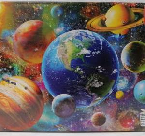 Rompecabezas Sistema Solar 500 piezas