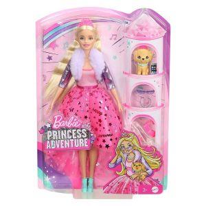 Barbie Princesa Adventure Doll en Princesa Fashion