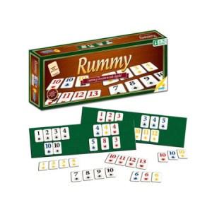 Ronda – Rummy Cartón