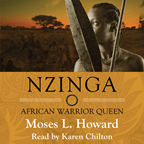 Nzinga Now on Audio