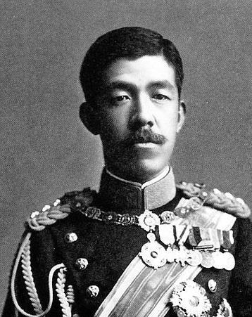大正天皇(Wikipedia「大正天皇」より)