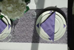 Juhlatarvikkeet - violetti