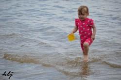Oka beach joy