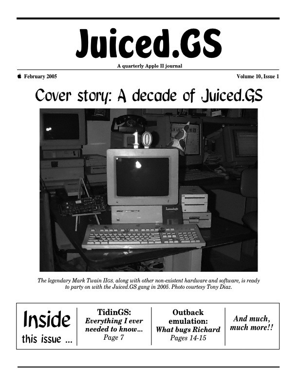 Volume 10, Issue 1 (February 2005)