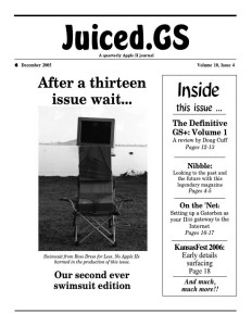 Volume 10, Issue 4 (December 2005)