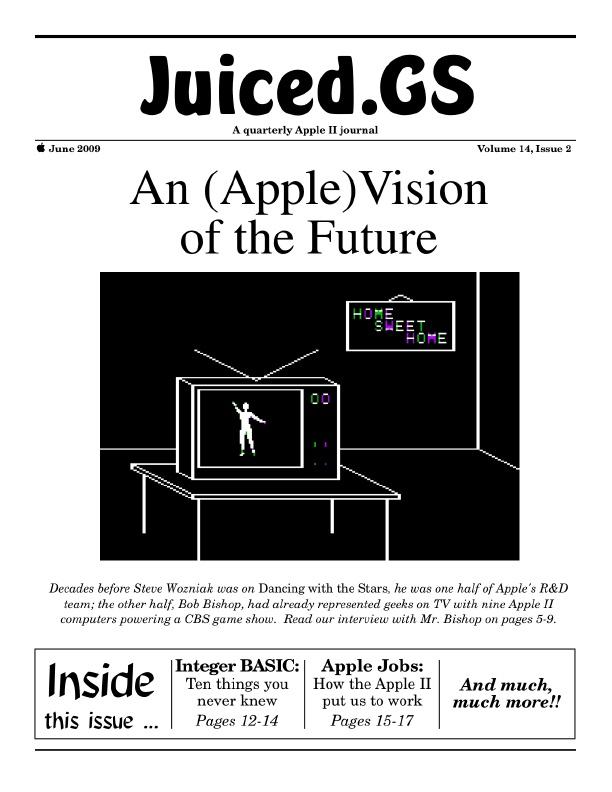 Volume 14, Issue 2 (June 2009)