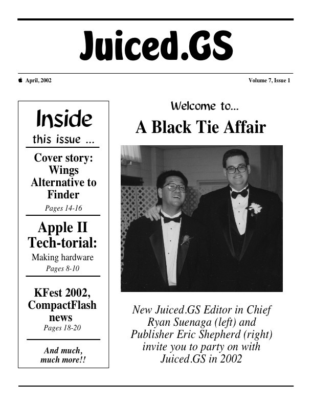 Volume 7, Issue 1 (April 2002)