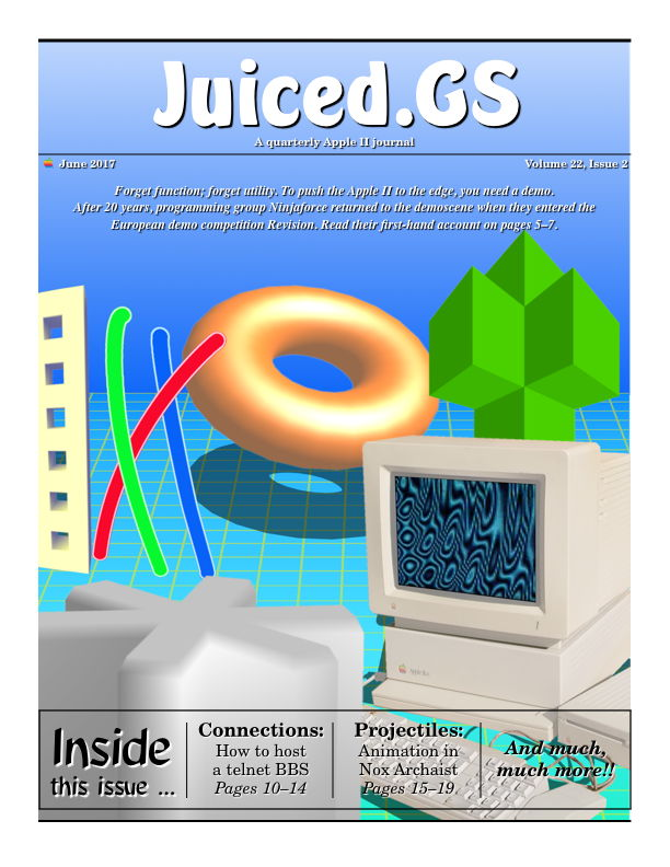 Juiced.GS Volume 22, Issue 2 (June 2017)