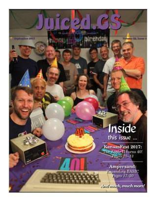 Juiced.GS Volume 22, Issue 3 (September 2017)