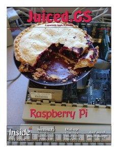 Juiced.GS Concentrate: Raspberry Pi