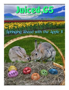 Juiced.GS Volume 24, Issue 1 (March 2019)