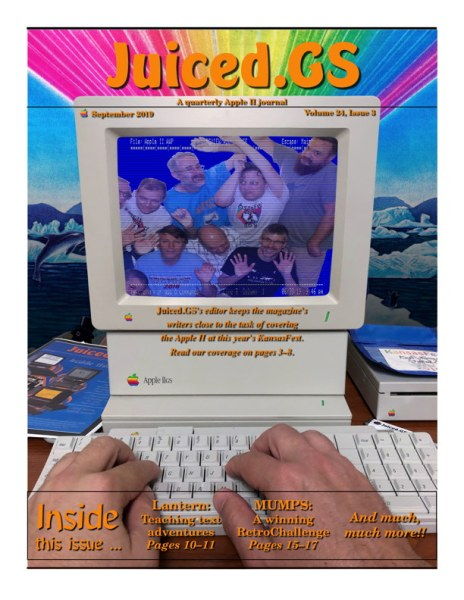 Juiced.GS Volume 24, Issue 3 (September 2019)