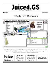 Juiced.GS Concentrate: TCP/IP for Dummies