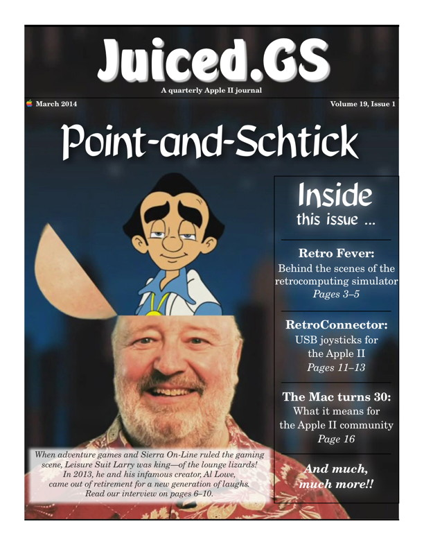 Volume 19, Issue 1 (March 2014)