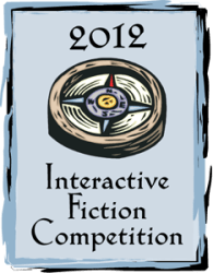 Interactive Fiction Competition logo