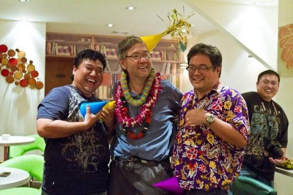 Ryan Suenaga's last birthday party