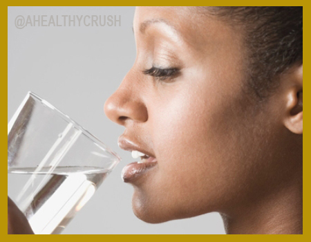 Drinking More Water. What's In It For You?