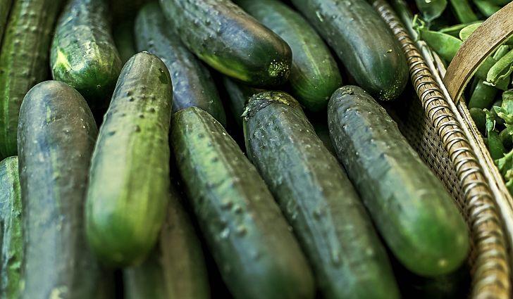 Cucumbers Reduce High Blood Pressure and Boost Potassium