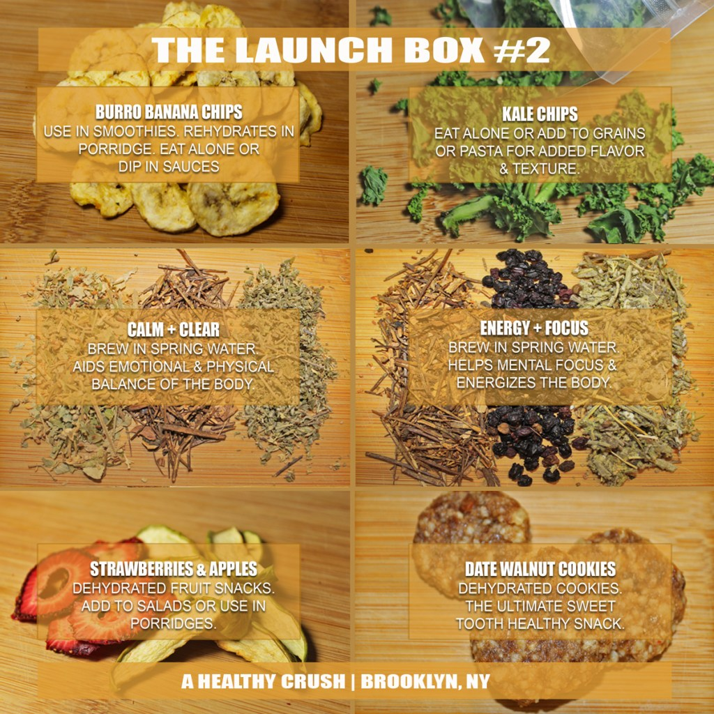 THE LAUNCH BOX 2 GRAPHIC