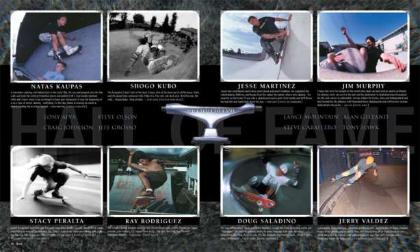 Juice Magazine Skateboarding Hall of Fame 2 - page 4