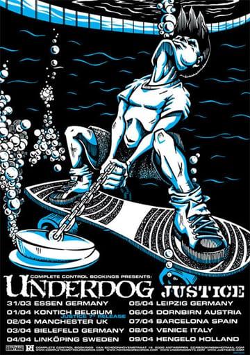 underdog-europe-tour-poster