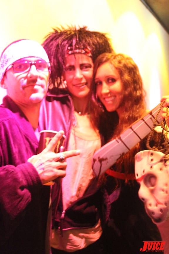 Nick Dunlop Vanessa Davey and Friend