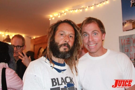 Tony Alva and Dave England