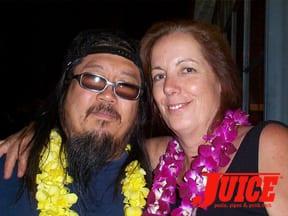 Jeff Ho and Babette Vanderploeg. Photo: Dan Levy