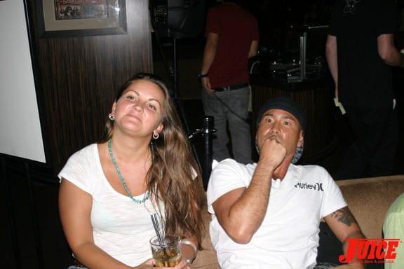 TANYA MARTIN AND LESTER KASAI