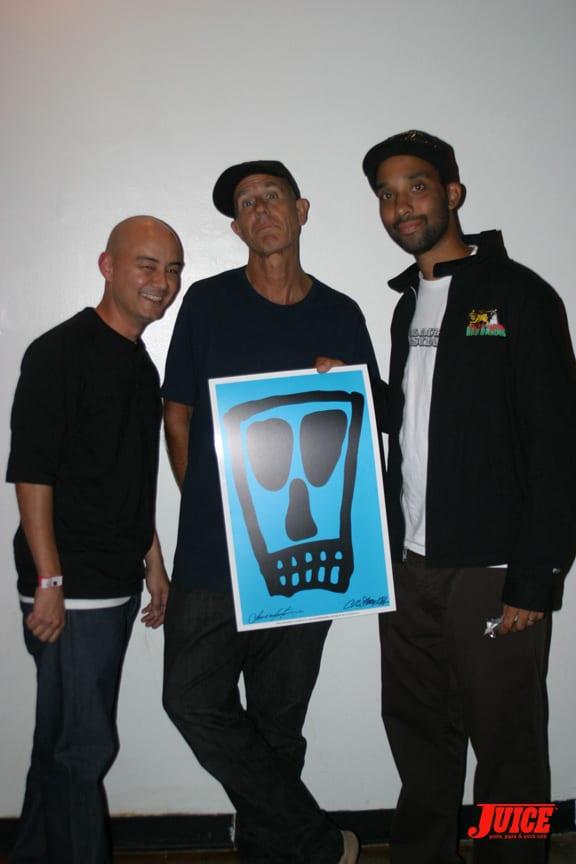 Kevin, Craig Stecyk, Atiba Jefferson