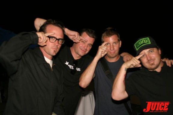 Brett Hammond, Tod Swank, Heavy Metal Chuck