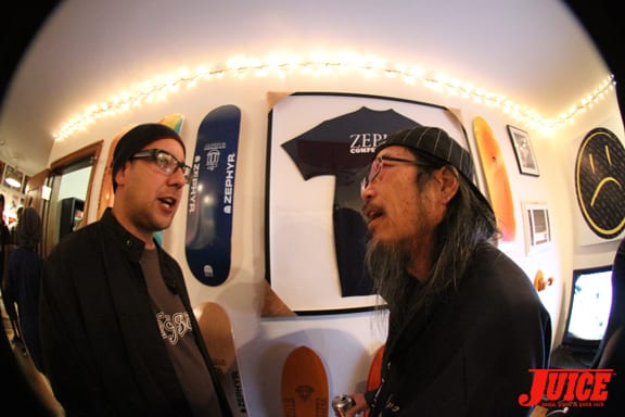 Cholo and Jeff Ho