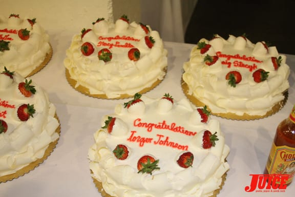 Congratulations Cakes