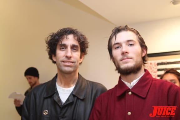 Glen E. Friedman and Alex Olson