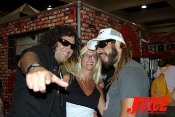 Duncan, Terri and Tony Alva. Photo: Dan Levy