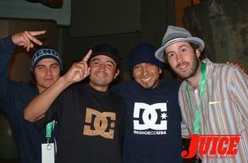 Jason Lee East LA Crew and Mr. Jason Lee Photo: Dan Levy