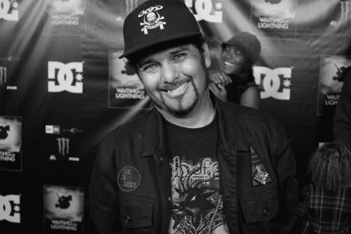 Joaquin Sahagun. Photo: Lance Lemond