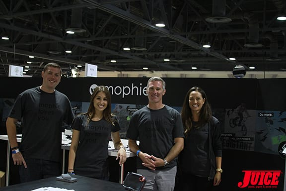 The Mophie Crew Making Power Moves PHOTO BY DAN LEVY.