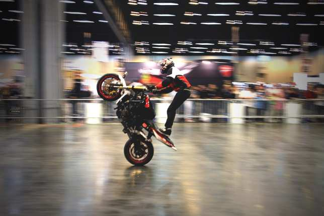 PROGRESSIVE® INTERNATIONAL MOTORCYCLE SHOW