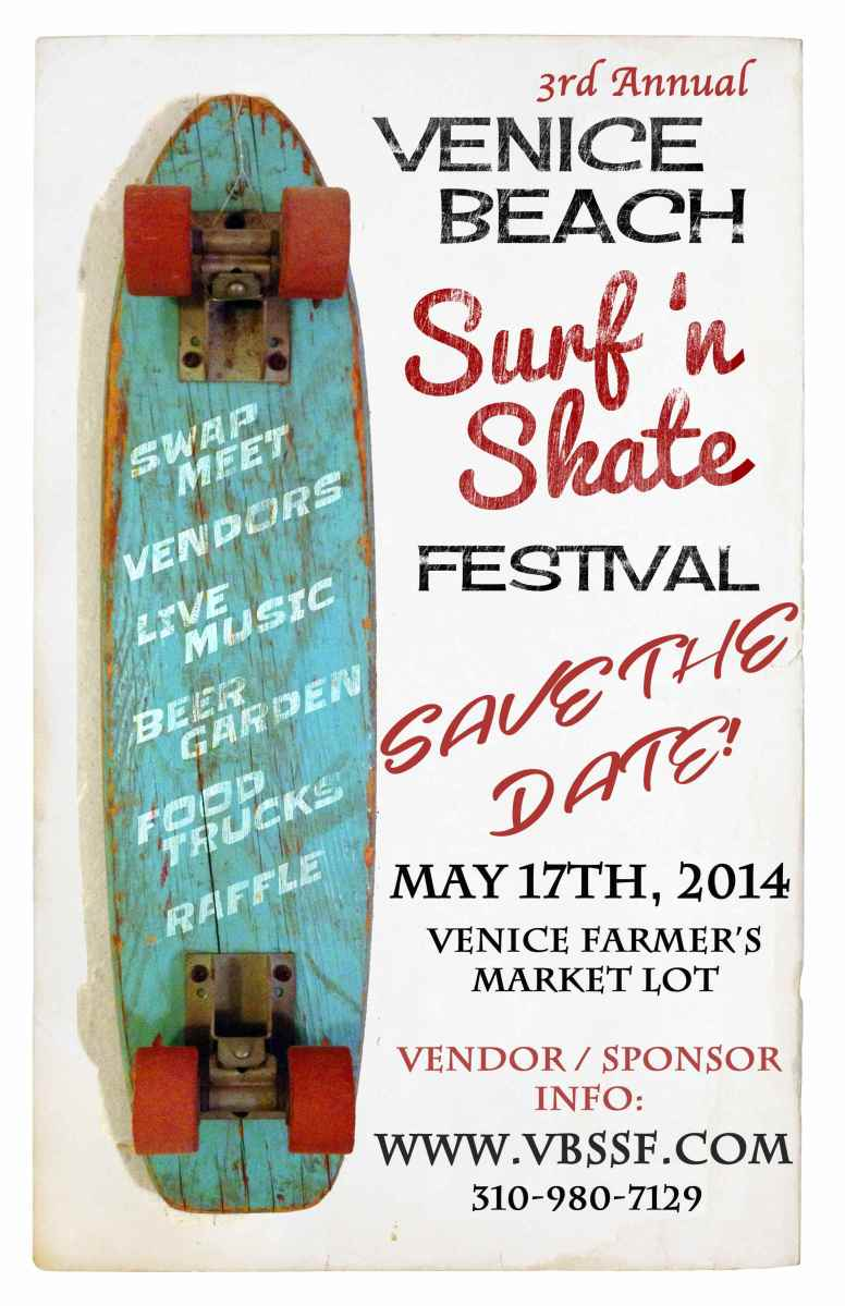 venice beach surf and skate swap meet