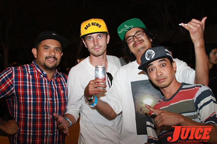 RICHARD MULDER, JORDY CLOT, DANIEL CASTILLO. WEST L.A. COURTHOUSE. PHOTO BY DAN LEVY.