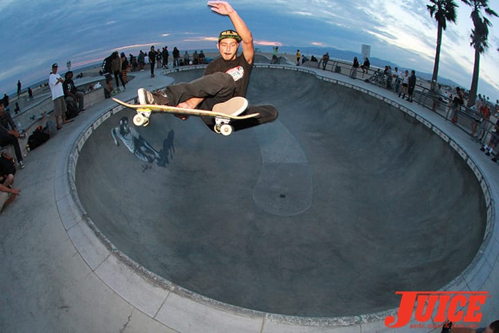SHAWN. SHOGO KUBO MEMORIAL SKATE SESSION VENICE. PHOTO BY DAN LEVY