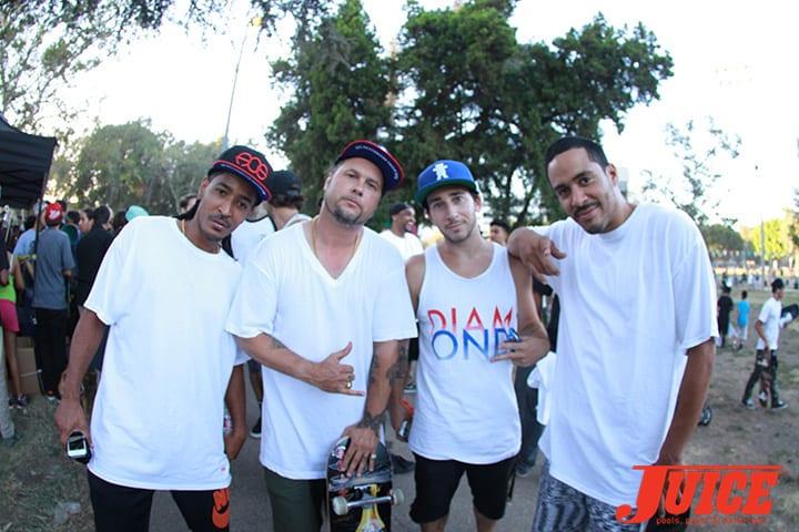 Diamond Skatepark Opening 2014. Photo by Dan Levy.