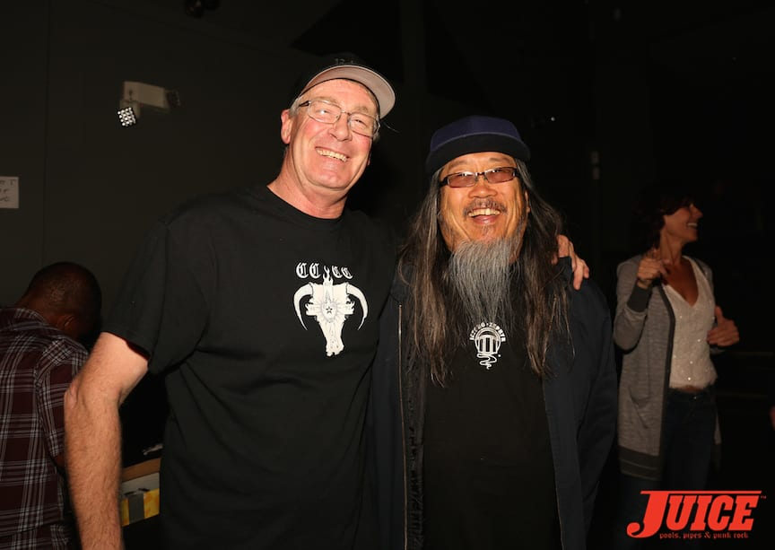 Bruce Adams and Jeff Ho. Photo by Dan Levy © Juice Magazine