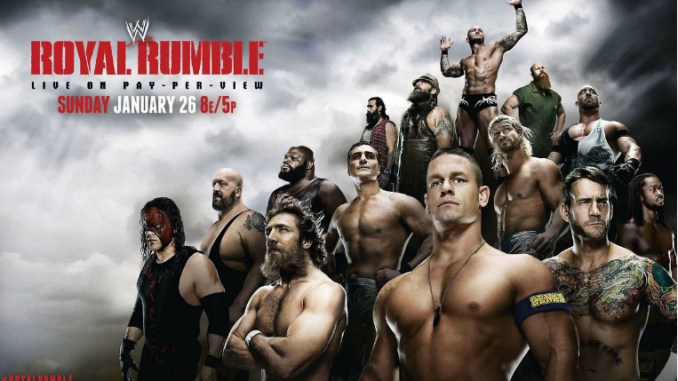 Royal Rumble Preview