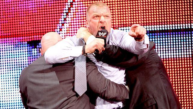 Yes'd Triple H